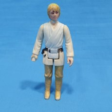 Figuras y Muñecos Star Wars: LUKE SKYWALKER FIGURA STAR WARS - GMFGI 1977 - MADE IN HONG KONG KENNER. Lote 215336000