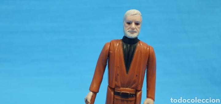 Figuras y Muñecos Star Wars: OBI WAN KENOBI FIGURA STAR WARS - GMFGI 1977 - MADE IN HONG KONG KENNER - Foto 3 - 215336428