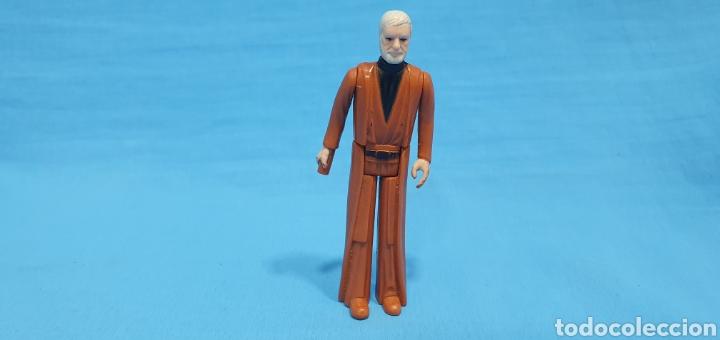 OBI WAN KENOBI FIGURA STAR WARS - GMFGI 1977 - MADE IN HONG KONG KENNER (Juguetes - Figuras de Acción - Star Wars)