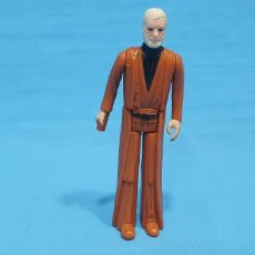 Figuras y Muñecos Star Wars: OBI WAN KENOBI FIGURA STAR WARS - GMFGI 1977 - MADE IN HONG KONG KENNER. Lote 215336428