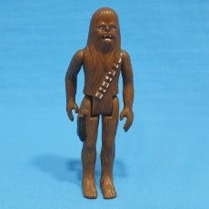 Figuras y Muñecos Star Wars: CHEWBACCA FIGURA STAR WARS - GMFGI 1977 - MADE IN HONG KONG KENNER. Lote 215337033