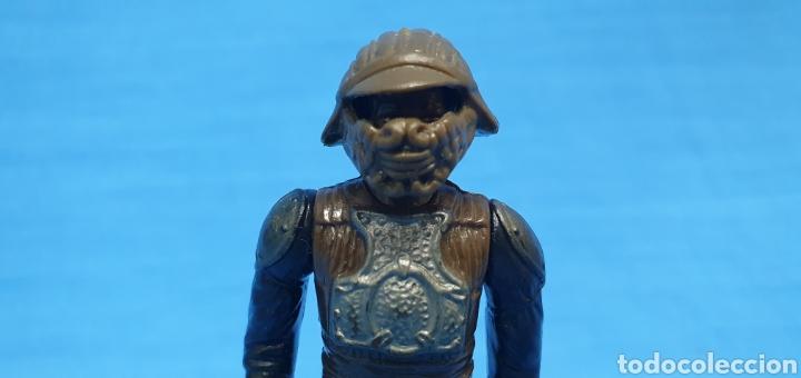 Figuras y Muñecos Star Wars: LANDO CALRISSIAN ESQUIFE GUARDIA. FIGURA STAR WARS - L.F.L. 82 KENNER - Foto 2 - 215337543