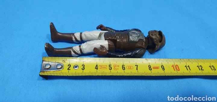 Figuras y Muñecos Star Wars: LANDO CALRISSIAN ESQUIFE GUARDIA. FIGURA STAR WARS - L.F.L. 82 KENNER - Foto 5 - 215337543