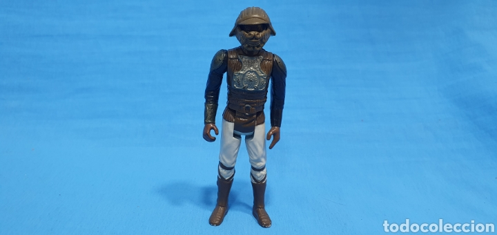 LANDO CALRISSIAN ESQUIFE GUARDIA. FIGURA STAR WARS - L.F.L. 82 KENNER (Juguetes - Figuras de Acción - Star Wars)