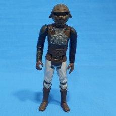 Figuras y Muñecos Star Wars: LANDO CALRISSIAN ESQUIFE GUARDIA. FIGURA STAR WARS - L.F.L. 82 KENNER. Lote 215337543