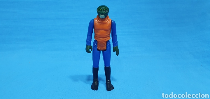 WALRUS MAN FIGURA STAR WARS - GMFGI 1978 - MADE IN HONG KONG KENNER (Juguetes - Figuras de Acción - Star Wars)