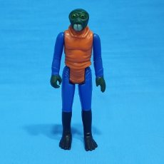 Figuras y Muñecos Star Wars: WALRUS MAN FIGURA STAR WARS - GMFGI 1978 - MADE IN HONG KONG KENNER. Lote 215338061