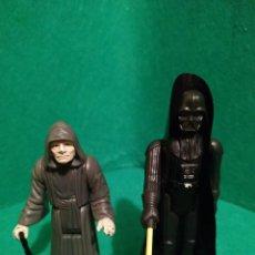 Figuras y Muñecos Star Wars: EMPERADOR DARTH VADER KENNER VINTAGE ARMAS REPRO. Lote 215494156