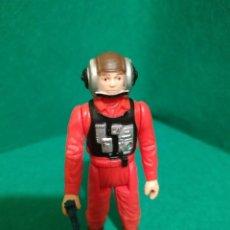 Figuras y Muñecos Star Wars: B-WING PILOTO KENNER VINTAGE ARMAS REPRO. Lote 215494190