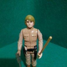 Figuras y Muñecos Star Wars: LUKE SKYWALKER BESPIN KENNER VINTAGE ARMAS REPRO. Lote 215494237