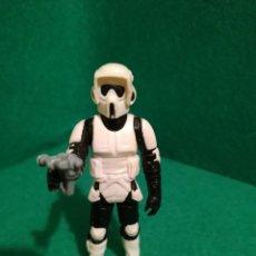 Figuras y Muñecos Star Wars: BIKER SCOUT KENNER VINTAGE ARMAS REPRO. Lote 215494298