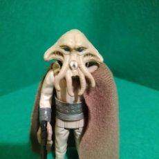 Figuras y Muñecos Star Wars: SQUID HEAD CALAMAR CABEZA KENNER VINTAGE CAPA ORIGINAL ARMAS REPRO. Lote 215494306