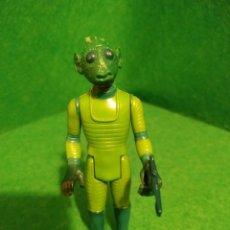 Figuras y Muñecos Star Wars: GREEDO KENNER VINTAGE ARMAS REPRO. Lote 215494331