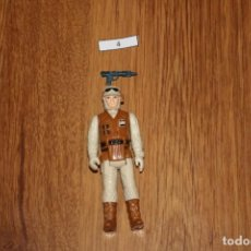 Figure e Bambolotti Star Wars: FIGURA ACCIÓN VINTAGE STAR WARS KENNER REBEL SOLDIER HOTH COMPLETO LFL 1980 HONG KONG LUCASFILM. Lote 215543326