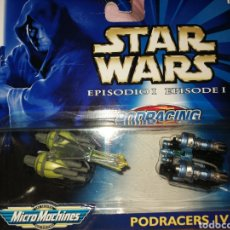 Figuras y Muñecos Star Wars: STAR WARS MICROMACHIN ENVIO 3.90 CERT. Lote 215807178