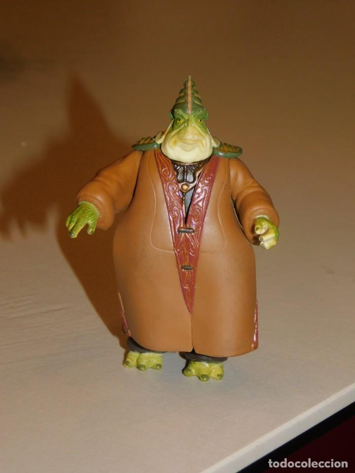 STAR WARS *BOSS NASS* HASBRO LFL 1998. 9,5 CM. 3 FOTOS DESCRIPTIVAS. (Juguetes - Figuras de Acción - Star Wars)