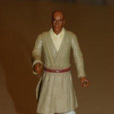 Figuras y Muñecos Star Wars: STAR WARS *MACE WINDU* HASBRO LFL 1998. 10 CM. 3 FOTOS DESCRIPTIVAS.. Lote 215840267
