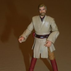 Figuras y Muñecos Star Wars: STAR WARS *08 OBI -WAN KENOBI* HASBRO LFL 1998. 9,7 CM. 3 FOTOS DESCRIPTIVAS.. Lote 215840390