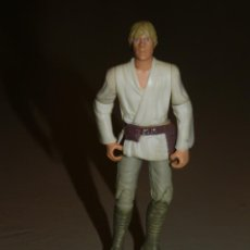 Figurines et Jouets Star Wars: STAR WARS *LUKE SKYWALKER* HASBRO LFL 1999. 9,5 CM. 3 FOTOS DESCRIPTIVAS.. Lote 216357811