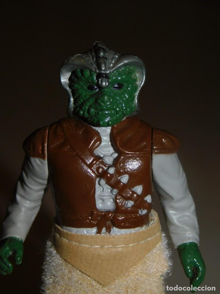 Figuras y Muñecos Star Wars: STAR WARS *KLOP 8* KENNER LFL 1983. 10 CM. HONG KONG.3 FOTOS DESCRIPTIVAS. - Foto 2 - 216359256