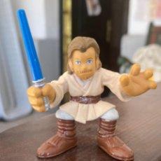 Figuras y Muñecos Star Wars: STAR WARS GUERRA DE LAS GALAXIAS HAN SOLO MUÑECO HASBRO 2004. Lote 216579673