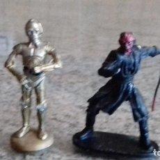 Figuras y Muñecos Star Wars: LOTE DE FIGURAS DE STAR WARS. Lote 216819987