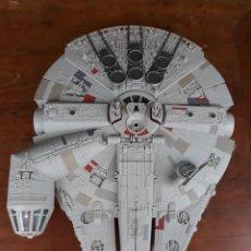 Figuras y Muñecos Star Wars: NAVE HALCON MILENARIO HASBRO STAR WARS ELECTRONICO. Lote 216998062