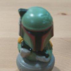 Figuras y Muñecos Star Wars: FIGURA MINIFIGURA STAR WARS , LA GUERRA DE LAS GALAXIAS AUTONIVELANTE , BOBA FETT. Lote 217005488