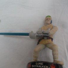 Figuras y Muñecos Star Wars: STAR WARS , LUKE SKYWALKER,,ARTICULADA,10, CNT DE ALTO. Lote 217115523