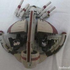 Figuras y Muñecos Star Wars: STAR WARS , NAVE DE METAL 6 CNT, DE LARGO Y 7CNT, DE ANCHO, 2006, DIFICIL DE VER. Lote 217118113