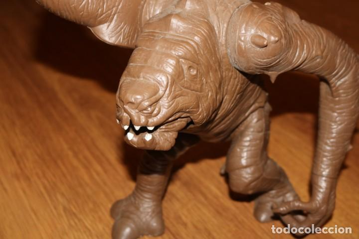 Figuras y Muñecos Star Wars: Star Wars Kenner 1984 Rancor monstruo ROTJ figura acción vintage excelente estado - Foto 3 - 199835466