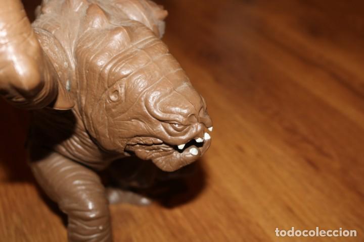 Figuras y Muñecos Star Wars: Star Wars Kenner 1984 Rancor monstruo ROTJ figura acción vintage excelente estado - Foto 4 - 199835466