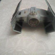 Figuras y Muñecos Star Wars: STAR WARS, NAVE DE CAZA IMPERIAL, TIE, DARTH VADER.. Lote 217178928