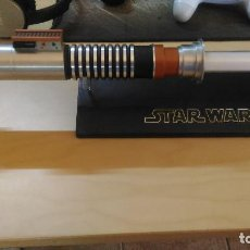 Figuras y Muñecos Star Wars: STAR WARS SABLE LASER REPLICA LUKE SKYWALKER 2005, FORCE FX, HASBRO.. Lote 217442680