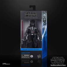 Figurines et Jouets Star Wars: DARTH VADER E5 FIGURA 15 CM STAR WARS 40TH BLACK SERIES HASBRO. Lote 254127675