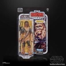 Figuras e Bonecos Star Wars: CHEWBACCA E5 FIGURA 15 CM STAR WARS 40TH BLACK SERIES HASBRO. Lote 217470831