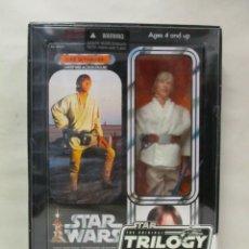"Figuras y Muñecos Star Wars: FIGURA LUKE SKYWALKER 12"" PULGADAS (30 CM) - VINTAGE TRILOGY - KENNER HASBRO - NUEVO. Lote 217484865"