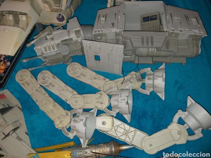 Figuras y Muñecos Star Wars: Star Wars lote naves/vehículos/figuras/libro Kenner y Hasbro - Foto 7 - 217566830