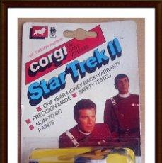 Figuras y Muñecos Star Wars: 1982 CORGI JUNIOR 149 STAR TREK II KLINGON WARSHIP. Lote 105298259
