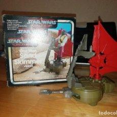 Figuras y Muñecos Star Wars: NAVE STAR WARS VINTAGE - ONE MAN SAND SKIMMER VEHICLE - EN CAJA ORIGINAL. Lote 217753618