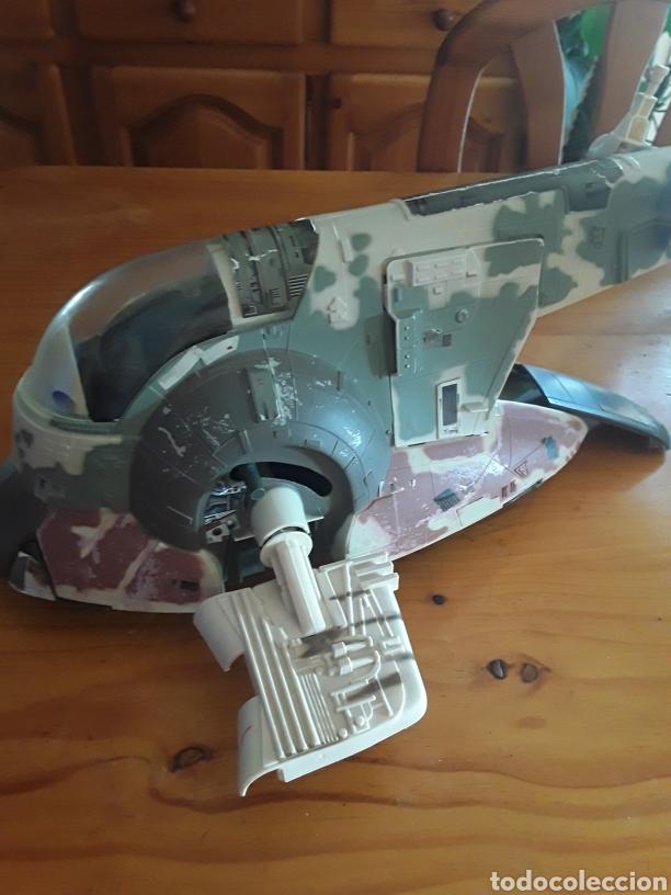 Figuras y Muñecos Star Wars: NAVE BOBA FETT. STAR WARS - Foto 2 - 217888735