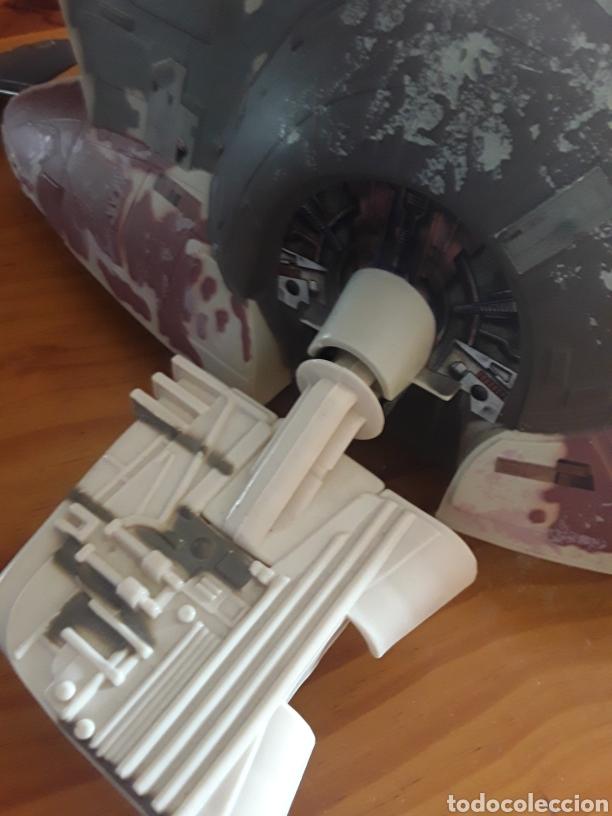 Figuras y Muñecos Star Wars: NAVE BOBA FETT. STAR WARS - Foto 3 - 217888735