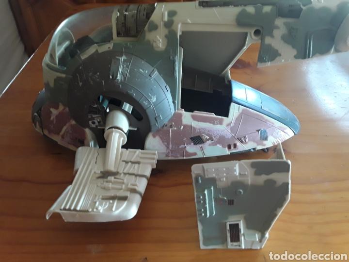 Figuras y Muñecos Star Wars: NAVE BOBA FETT. STAR WARS - Foto 5 - 217888735