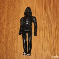 Figuras y Muñecos Star Wars: FIGURA ACCIÓN VINTAGE DAÑADA DARTH VADER STAR WARS KENNER GMFGI 1977 NO COO SCAR FIRST 12. Lote 218164183