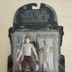 Figuras y Muñecos Star Wars: STAR WARS HAN SOLO (CARBONITA) THE BLACK SERIES BLISTER SIN ABRIR HASBRO. Lote 218270846
