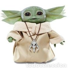 Figuras y Muñecos Star Wars: THE CHILD BABY YODA ANIMATRONIC 25 CM STAR WARS -NUEVO-. Lote 218506301