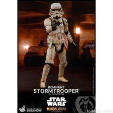 Figuras y Muñecos Star Wars: FIGURA REMNANT STORMTROOPER THE MANDALORIAN STAR WARS HOT TOYS. Lote 218662202