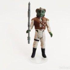 Figuras y Muñecos Star Wars: FIGURA KLAATU KENNER STAR WARS VINTAGE CON ARMA REPRO. Lote 218793395