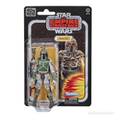 Figurines et Jouets Star Wars: BOBA FETT STAR WARS THE BLACK SERIES THE EMPIRE STRIKES BACK 40TH. Lote 219112428