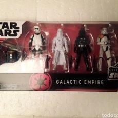 Figuras e Bonecos Star Wars: SET FIGURAS IMPERIO GALÁCTICO STAR WARS CELEBRATE THE SAGA HASBRO. Lote 219148685